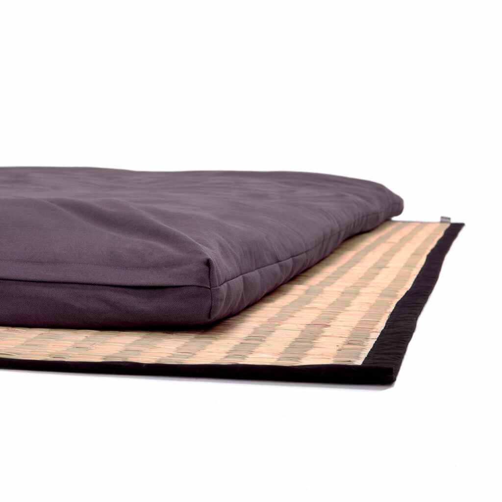 tatami roulable futon de massage
