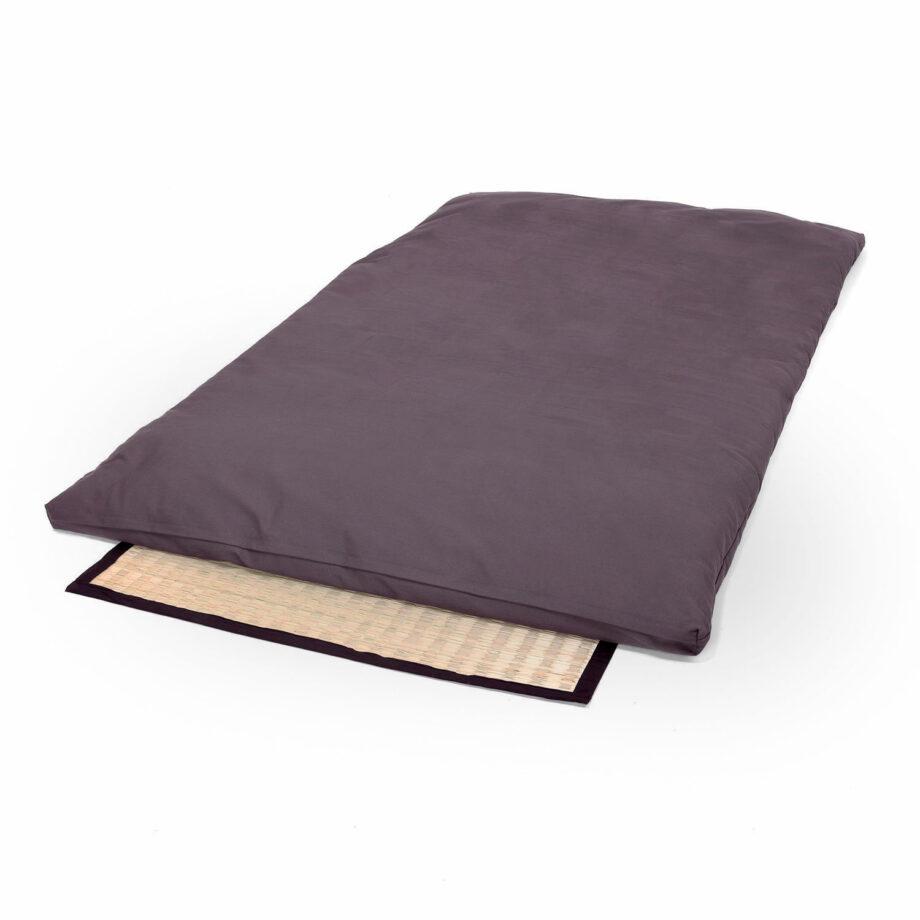 tatami roulable futon de shiatsu