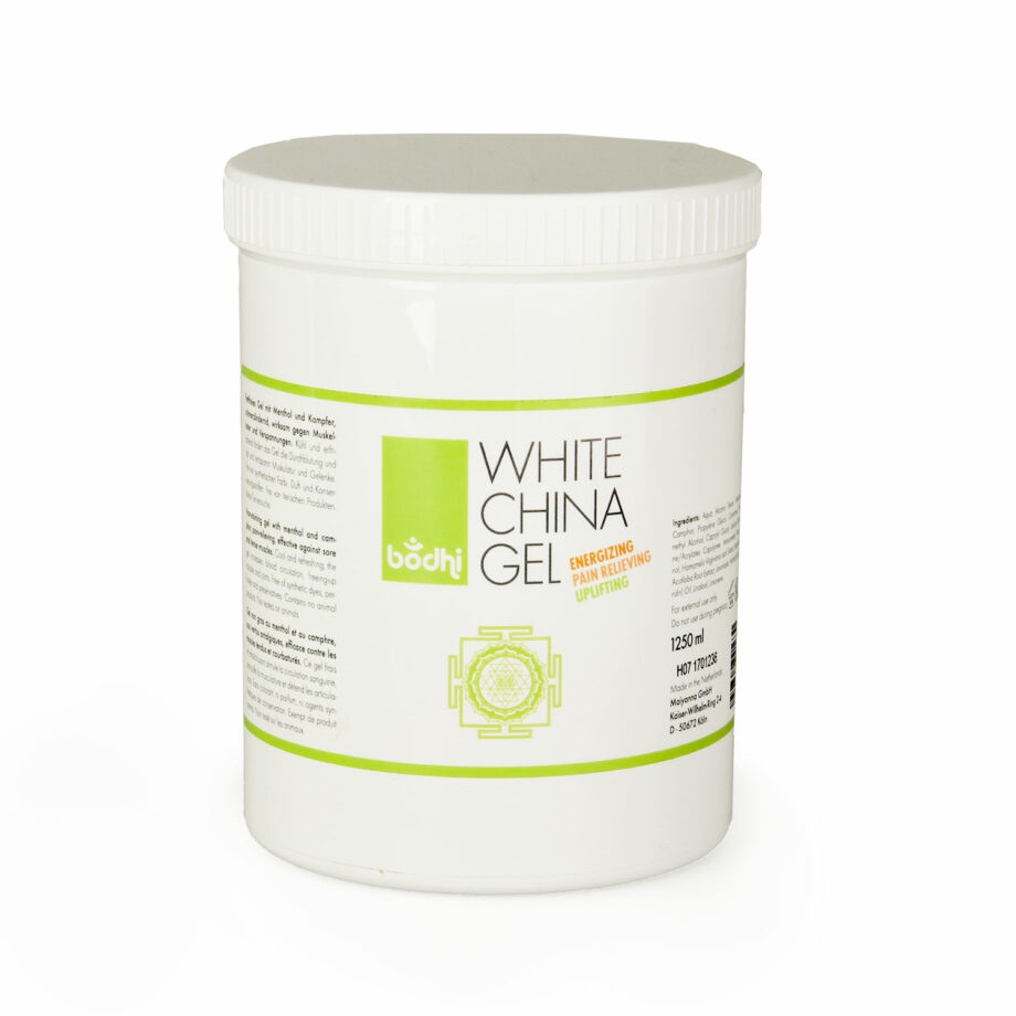 white china gel courbatures et musculaires 1250 ml