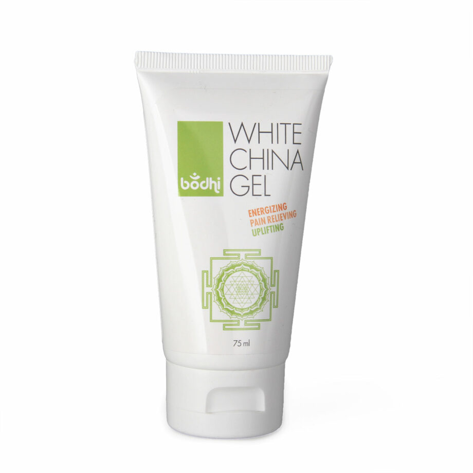 white china gel courbatures et musculaires 75 ml